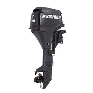 Evinrude Johnson 9.9 PK