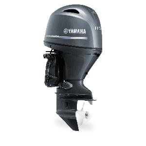 Yamaha 115 PK