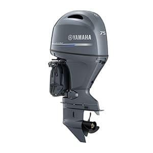 Yamaha 75 PK